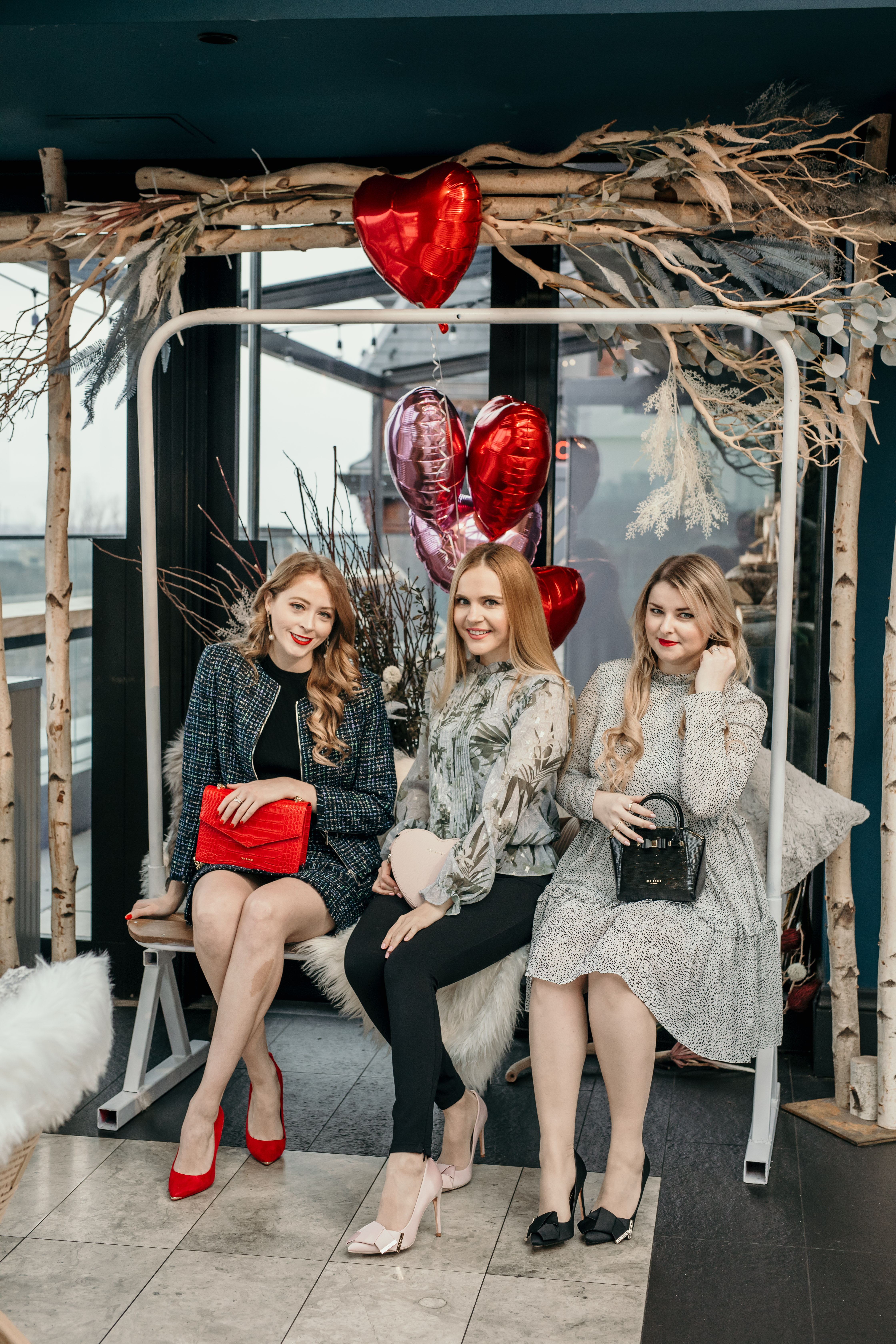 3 GALENTINE'S DAY OUTFITS TO WEAR FOR EVERY OCCASION IN PARTNERSHIP WITH TED BAKER